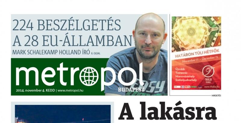 Metropol Hongarije nov 2014